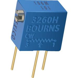 3260H电位器,3260W电位器,精密电位器